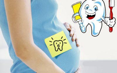 Sono incinta, posso andare dal dentista ?